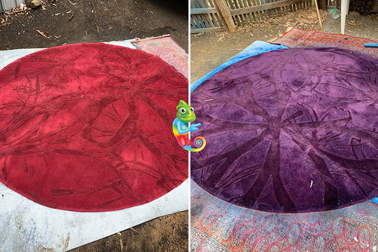 Changing Rug Colour
